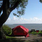 Camping Orléans 1, camping île d'Orléans