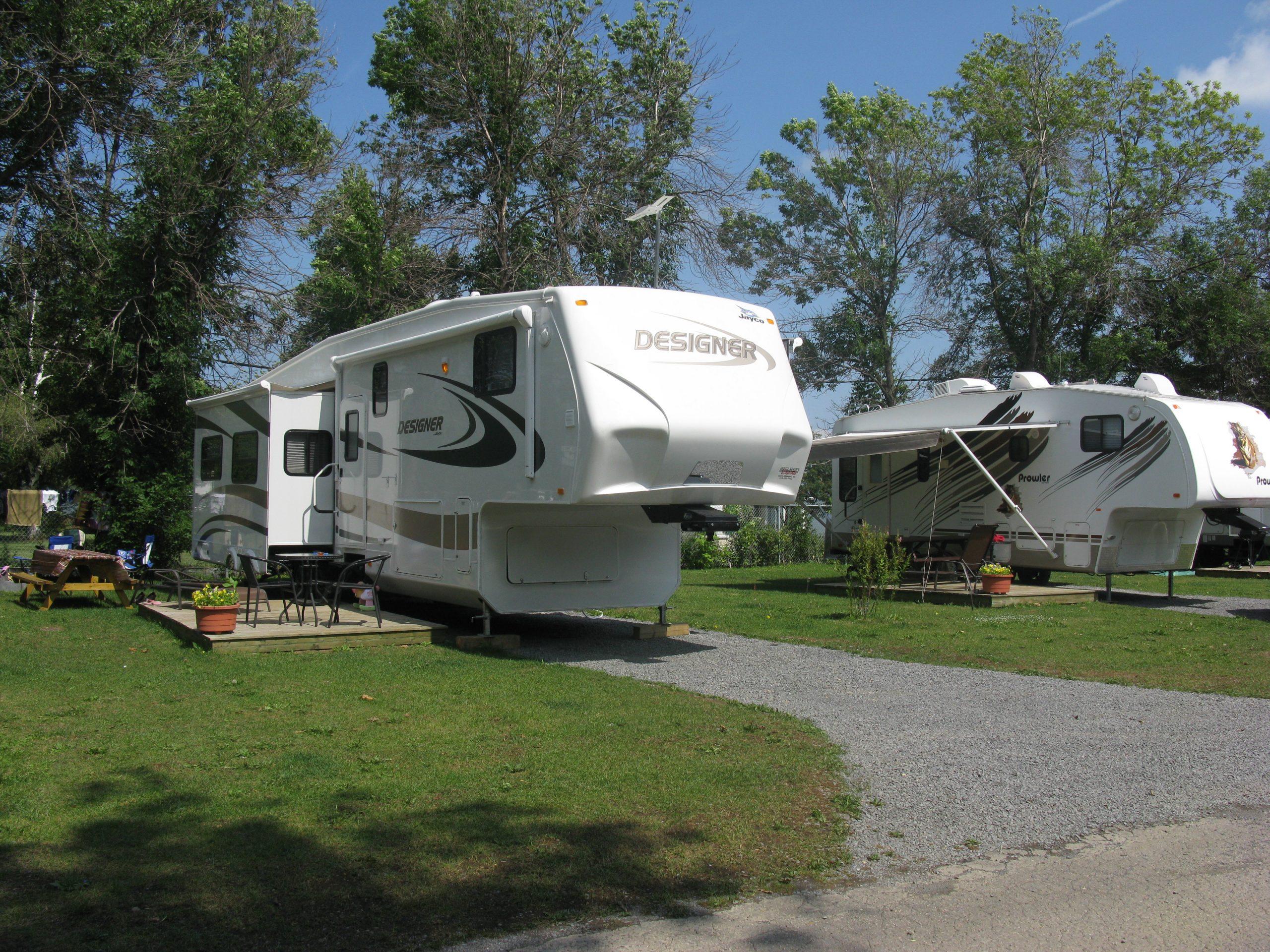 Camping Orléans, camping île d'Orléans (4)
