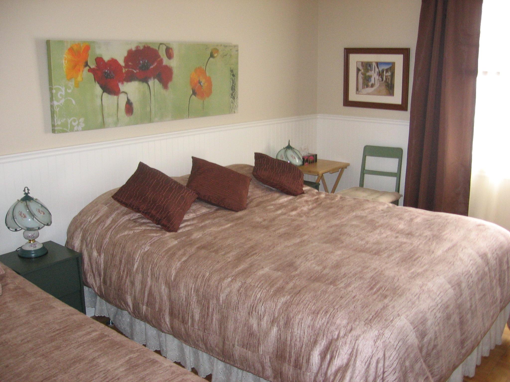 À la Brunante chambre à coucher 1 IMG_1197