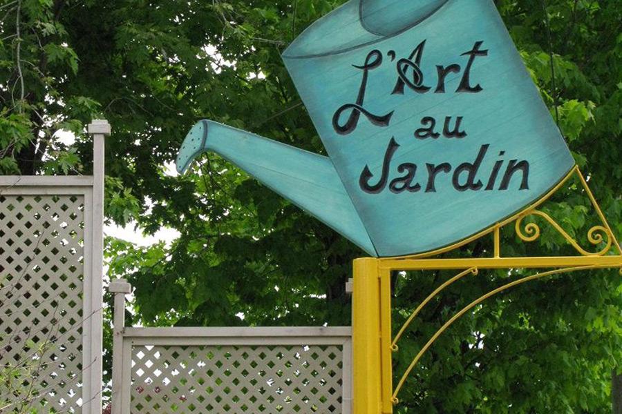 Boutique l art au jardin le d 39 orl ans - Mobilier jardin vlaemynck orleans ...