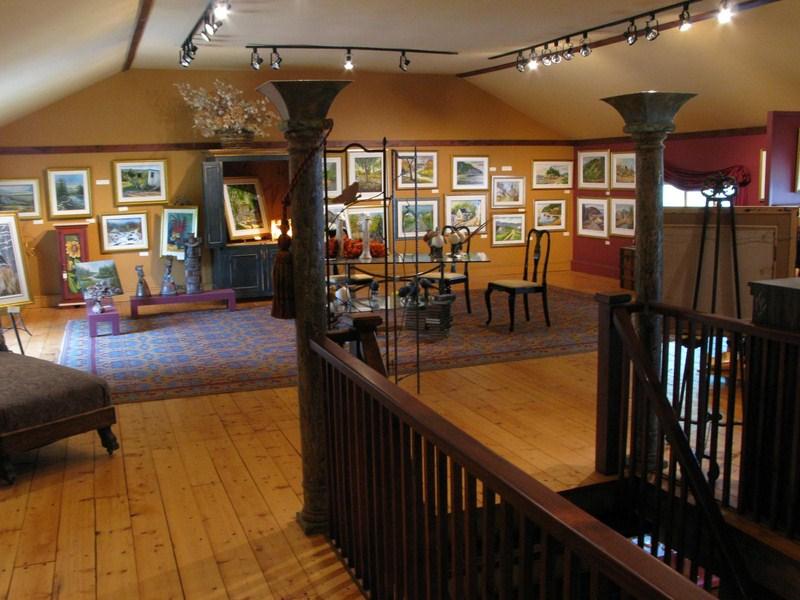 Galerie d art le jardin des arts le d 39 orl ans - Galerie le garage orleans ...