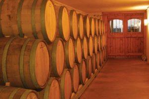 Vignoble Isle de Bacchus, cave à vin