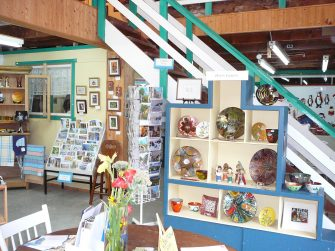 Centre d'Art Saint-Laurent, île d'Orléans (centre d'art 2)