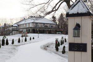 La Grange de l'Isle, restaurant